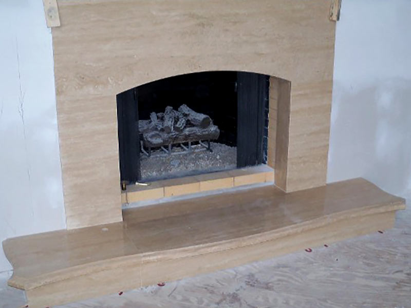 Granite Marble Quartz For The Fireplace Classic Marble